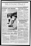 Mustang Daily, May 3, 1988