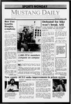 Mustang Daily, May 9, 1988
