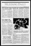 Mustang Daily, May 10, 1988