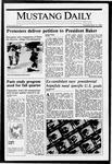 Mustang Daily, May 12, 1988