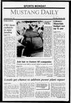 Mustang Daily, May 23, 1988