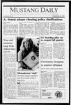 Mustang Daily, May 26, 1988