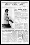 Mustang Daily, May 27, 1988