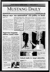Mustang Daily, June 1, 1988