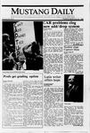 Mustang Daily, September 22, 1988