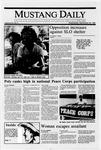 Mustang Daily, September 28, 1988