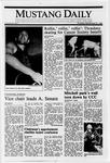 Mustang Daily, September 29, 1988