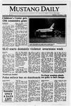Mustang Daily, October 4, 1988
