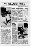 Mustang Daily, October 6, 1988