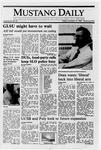 Mustang Daily, October 14, 1988