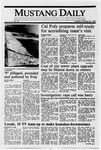 Mustang Daily, October 25, 1988