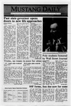 Mustang Daily, October 28, 1988