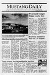 Mustang Daily, November 15, 1988