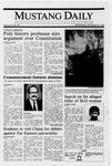 Mustang Daily, November 30, 1988