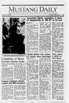 Mustang Daily, December 1, 1988
