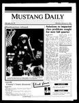 Mustang Daily, January 13, 1986