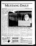 Mustang Daily, January 14, 1986