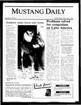 Mustang Daily, February 5, 1986