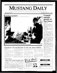 Mustang Daily, February 6, 1986