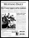 Mustang Daily, February 7, 1986