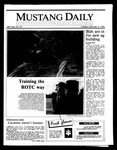 Mustang Daily, February 11, 1986