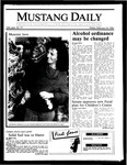 Mustang Daily, February 14, 1986