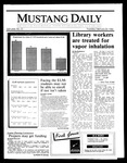 Mustang Daily, February 20, 1986
