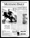 Mustang Daily, February 21, 1986
