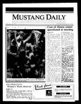 Mustang Daily, February 24, 1986