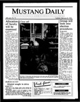 Mustang Daily, February 25, 1986