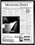 Mustang Daily, February 26-27, 1986