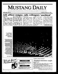 Mustang Daily, March 4, 1986