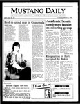 Mustang Daily, March 6, 1986