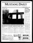 Mustang Daily, March 12, 1986