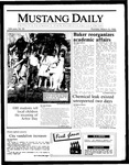 Mustang Daily, March 13, 1986