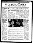 Mustang Daily, April 3, 1986