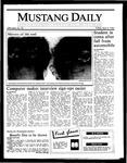 Mustang Daily, April 4, 1986