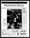 Mustang Daily, April 7, 1986