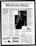Mustang Daily, April 8, 1986