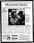 Mustang Daily, April 10, 1986