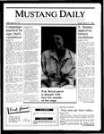 Mustang Daily, April 11, 1986