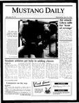 Mustang Daily, April 16, 1986