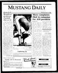 Mustang Daily, April 21, 1986