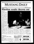 Mustang Daily, April 22, 1986