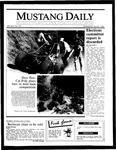Mustang Daily, April 23, 1986