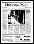 Mustang Daily, April 29, 1986