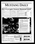 Mustang Daily, May 2, 1986