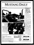 Mustang Daily, May 5, 1986