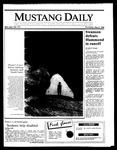Mustang Daily, May 8, 1986