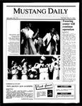Mustang Daily, May 12, 1986
